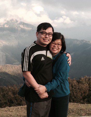 David and Wai Yee