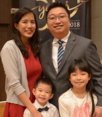 Chern Yang and Yvette