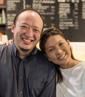 Phua Hee and Angelia